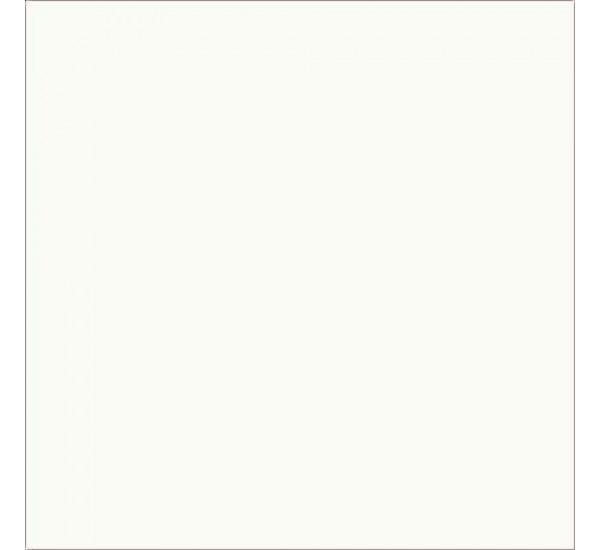 Белый гладкий.