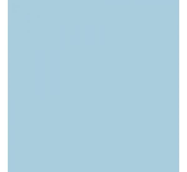 Голубой.